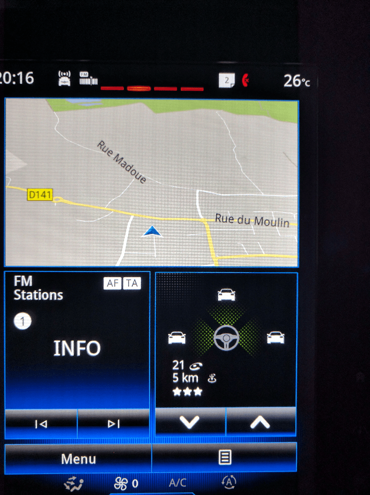 The GPS bug of April 6th for Renault cars  – GPS R-Link