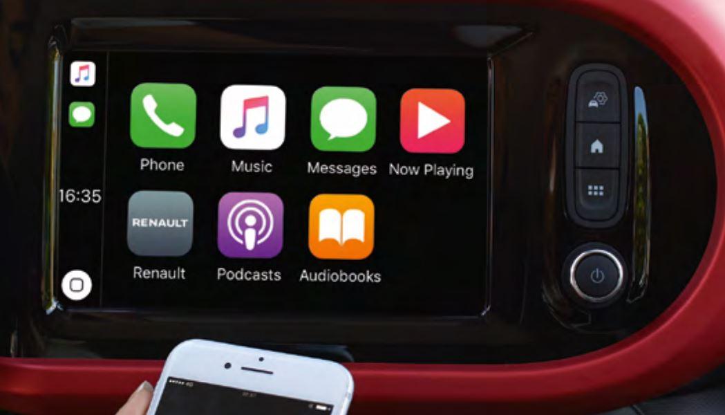 Easy Link: Renault's new multimedia system  – GPS R-Link