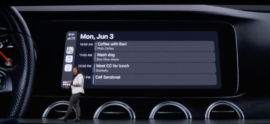 Apple Carplay What S New In The Future Ios13 Gps R Link
